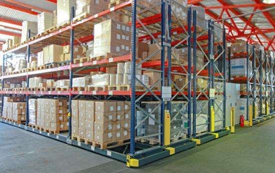 Worldwide Warehousing & Storage Services- ICOS- Service